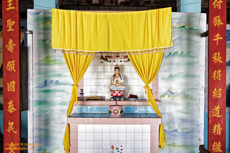 Altar for the Sea God