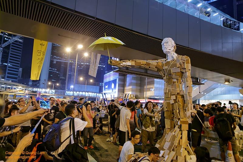 Umbrella Sign - Umbrella Man