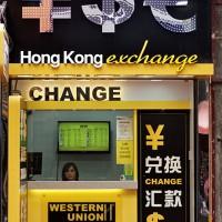 Yen Dollars Euros Signs #4