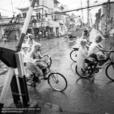 Fine art photo print Vietnam en Noir et Blanc