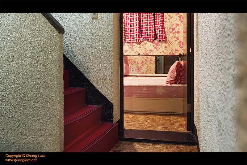 Escape Stairway