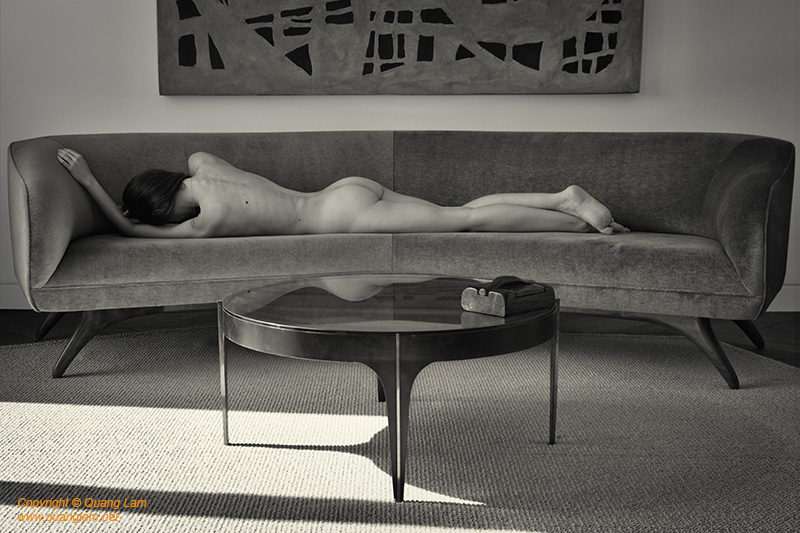 Inlen Fine Art Gallery Photo Print Vietnam Nude Art