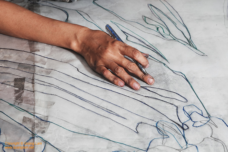 Lacquer Student Hand