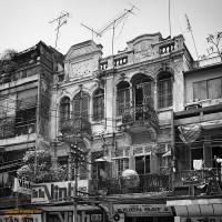 Facades Colonial Style