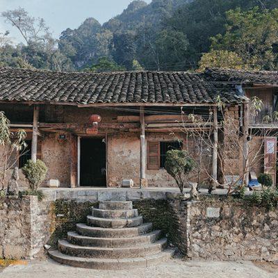 Fine art photo print Architecture Vietnam