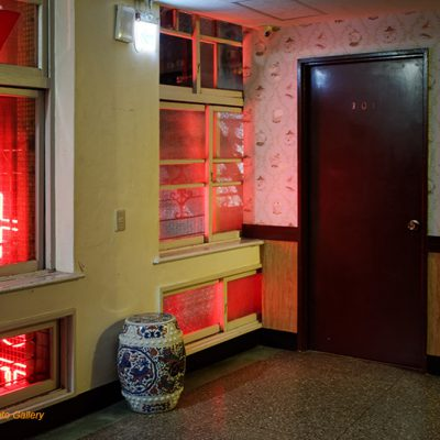 Fine art photo print Asia Urban Cities Hotel Neon