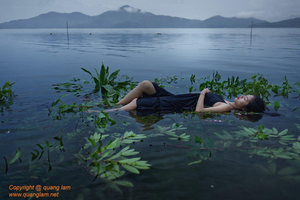 Inlen Fine Art Gallery Photo Print Vietnam Narrative Fictions Clair de Lune