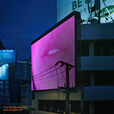 Fine art photo print Asia Urban Cities