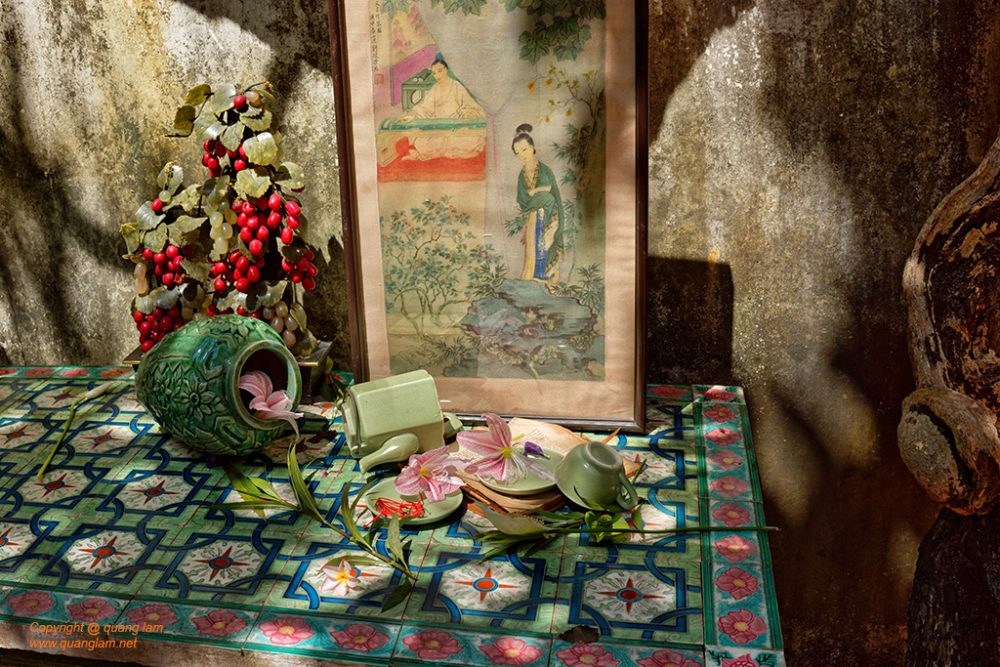 Inlen Fine Art Gallery Photo Print Vietnam In-Situ Art Installation